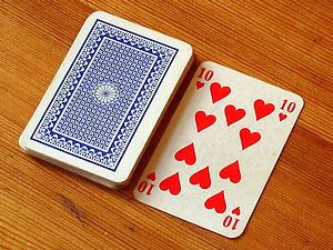 Kartenspiel Stiche Ansagen