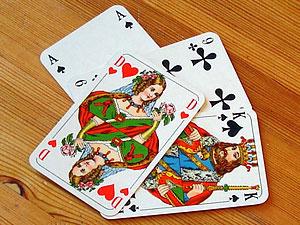 Trumpf Kartenspiel