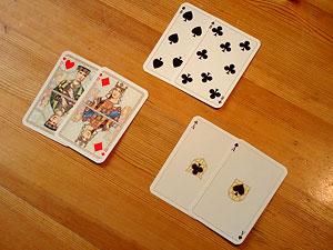 Three card brag
