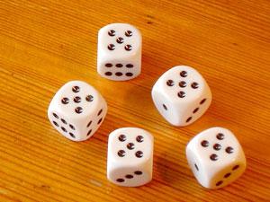 Würfel Poker